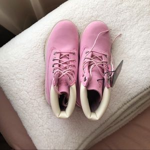Timberland Shoes - Pink Timberland Boots
